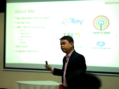 Raybiztech CTO addresses 'Win Big with Digital Transformation' workshops by NASSCOM