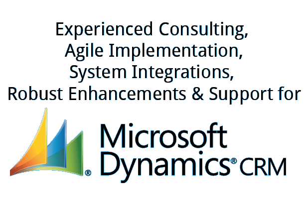 Why MS Dynamics CRM is one of the first and best choice ?