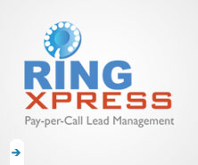 RingXpress - Pay per call lead management