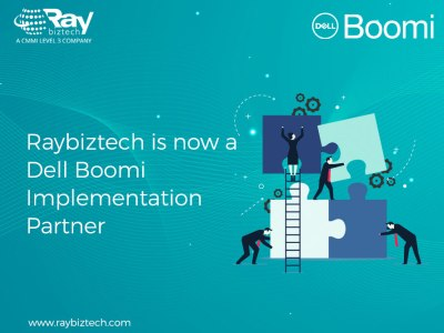 Raybiztech is now a Dell Boomi Implementation Partner