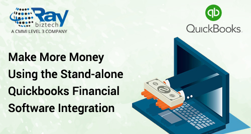 Make More Money Using the Stand-alone Quickbooks Financial Software Integration