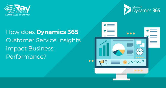 How does Dynamics 365 Customer Service Insights impact Business Performance?