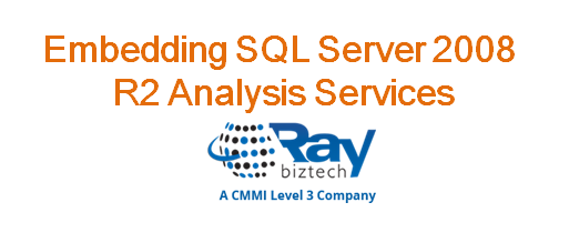 Embedding SQL Server 2008 R2 Analysis Services Data Mining in a Custom Application