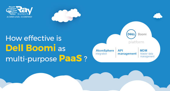 How effective is Dell Boomi as multi-purpose PaaS?