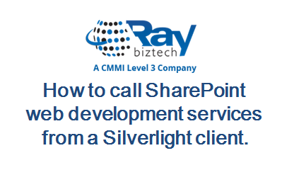 SharePoint for Developers Part 4 Calling SharePoint Web Services from Silverlight
