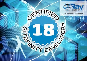 Sitefinity certified developers
