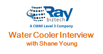 Water Cooler Interview with Shane Young