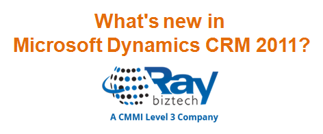 What's new in Microsoft Dynamics CRM 2011?